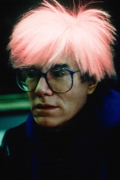 Maria Mulas, Andy Warhol, 1987, cm 50x75_0