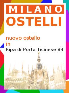 Milano navigli in ripa di porta ticinese 83 nuovo ostello - Hotel porta ticinese milano ...