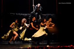 Teatro Franco Parenti Il barbiere di Siviglia - opera rock - ph©R.Rognoni