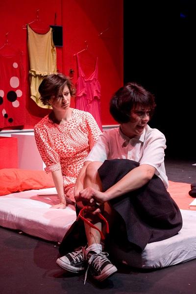 Anca Visdei SEMPRE INSIEME - con Barbara Alesse e Irene Villa
