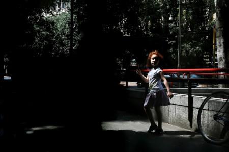 Claudio Argentiero, Milano ombre 2013