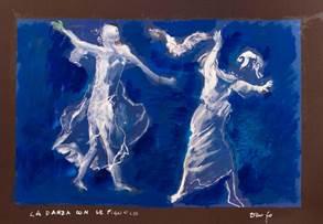 Dario Fo, La danza con le figliole