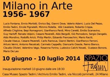 Expo Milano in arte 1945 - 2015