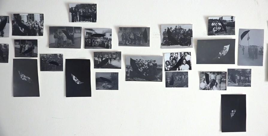 Noy Jessica Laufer - Vuoti di Memoria - mostra Fabbrica del Vapore Milano