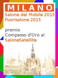 Salone del Mobile 2015 Fuorisalone Milano
