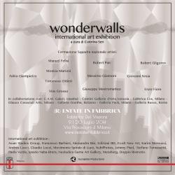 Wonderwalls Fabbrica del Vapore