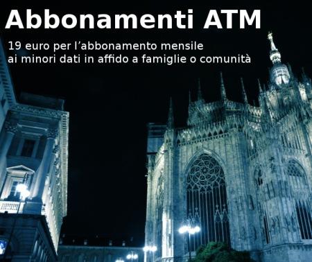 abbonamenti ATM Milano