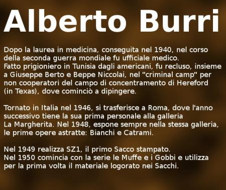 centenario Burri