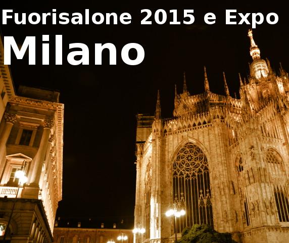 Fuorisalone milano 2015 e salone del mobile eventi pre for Milano salone 2015