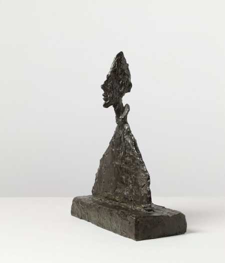 Giacometti, Buste de Diego(dit Amenophis)