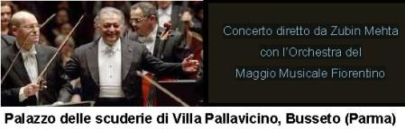 Zubin Mehta dirige l'orchestra del Maggio Musicale Fiorentino