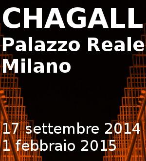 Chagall palazzo reale milano la grande mostra fino al 1 for Mostre palazzo reale 2015