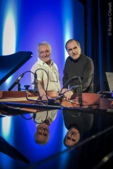 festival mito 2014 Milano, Enrico Intra, Enrico Pieranunzi - ph. Roberto Cifarelli