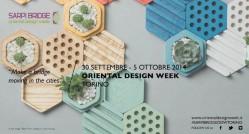 Fuorisalone 2015 - Oriental Design Week