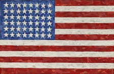 Jasper Johns Flag Sotheby's New York