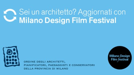 MILANO DESIGN FILM FESTIVAL 2014 cinema Anteo