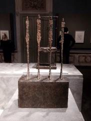 mostra Giacometti Milano