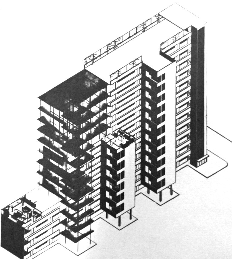 Design e architettura milano arte expo walter gropius for Architettura e design milano