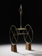 Giacometti, Chariot