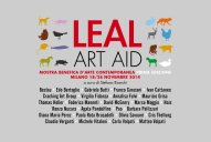 LEAL ART AID, mostra collettiva