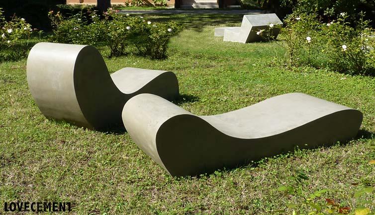 Lovecement design in cemento aspettando il fuorisalone for Arredo parchi