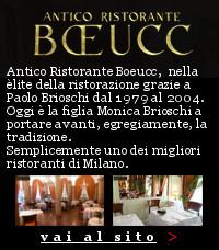 Ristoranti Milano - Boeucc