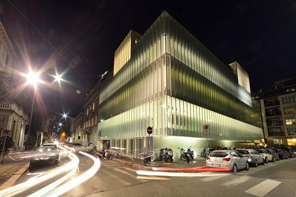 AEC Illuminazione a LED -Milano, Via Broggi