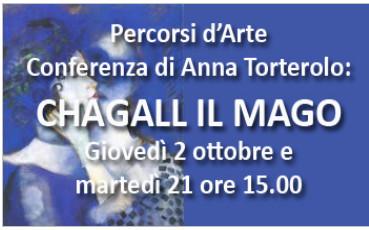 CHAGALL Milano mostre