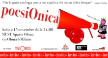 poesiOnica a Bookcity 2014