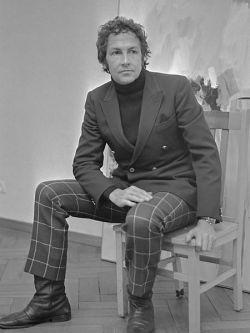Robert Rauschenberg, 1968