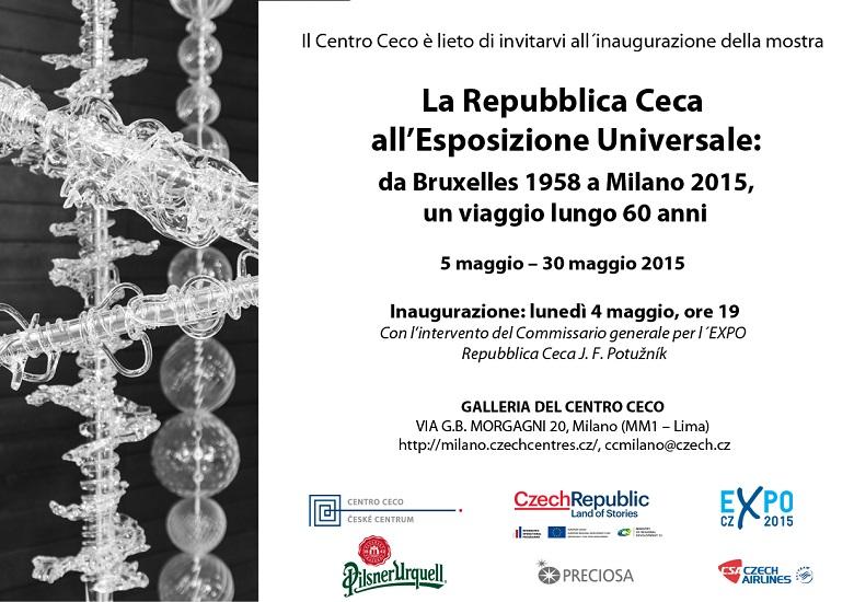 Expo 2015 padiglione repubblica ceca mostra fotografica for Esposizione universale expo milano 2015