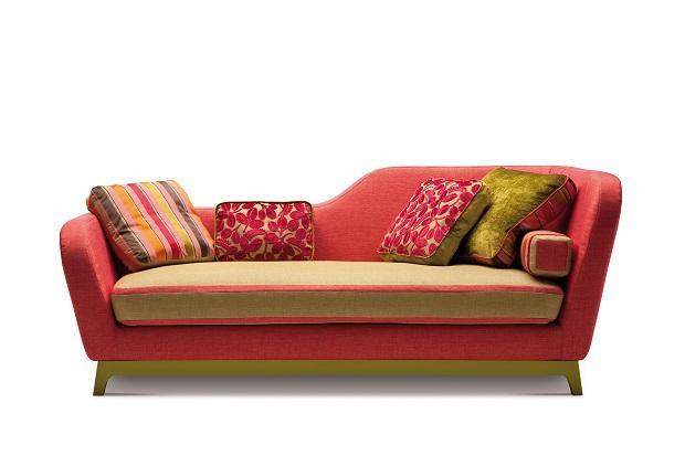 Salone del mobile 2015: Milano Bedding divani letto, letti e ...