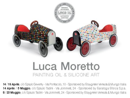 mostre Luca Moretto