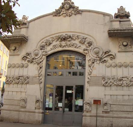 Porta venezia in design liberty e fuorisalone 2015 a - Biblioteca porta venezia orari ...