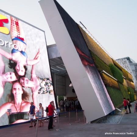 Expo Padiglione Israele