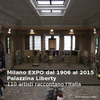 Milano EXPO dal 1906 al 2015