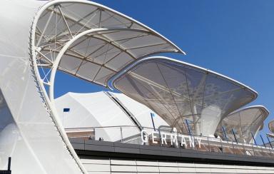 Expo Padiglione Germania