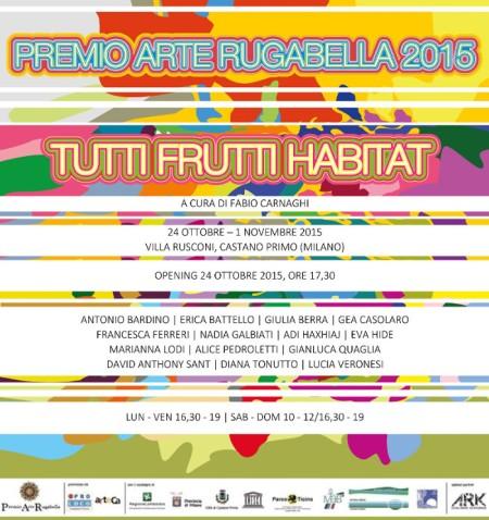 Premio Arte Rugabella 2015