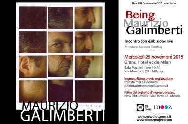 Invito Maurizio Galimberti