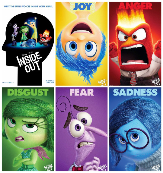 Inside Out Golden Globes 2016