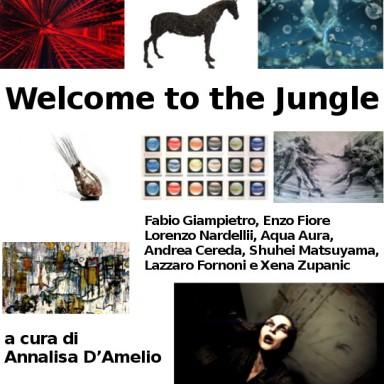 Welcome to the Jungle Spazio Tadini